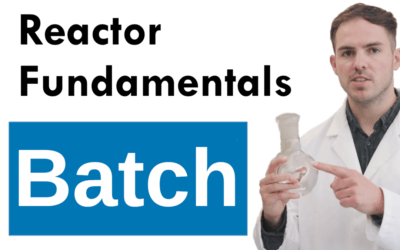 Chemical Process Technologies: Batch Reactor