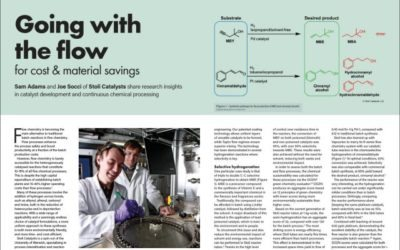 Speciality Chemicals Magazine: Going with the Flow